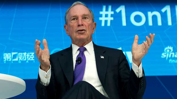 Bloomberg Donation