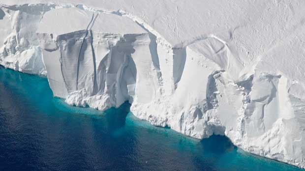 Melting Antarctica