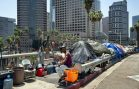 Big City Mayors Seek More Money to Fight Homelessness
