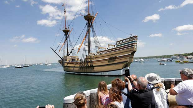 Mayflower Anniversary