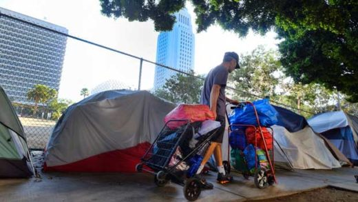 California Homelessness Ballot Measure