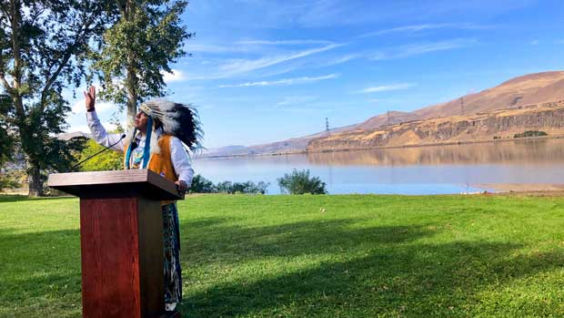 Columbia River-Tribes