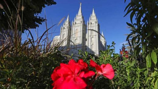 Mormon Church Conversion Therapy