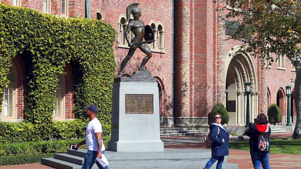 USC Free Tuition