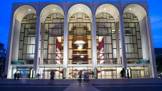 Virus-Met Opera Cancellations