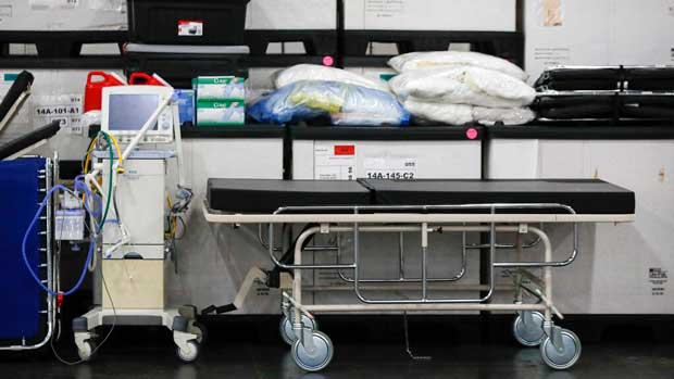 How Would Overwhelmed Hospitals Decide Who to Treat First?