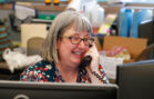 Just a Chat: Calls Offered for Older Adults Staying Home