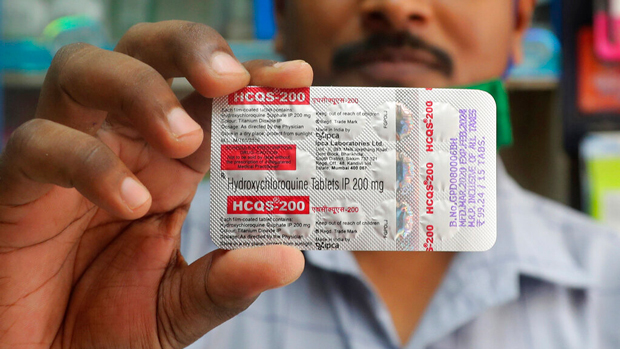 Virus Outbreak Malaria Drugs