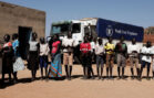 WFP Fights Hunger in Food-Deprived Places, Crises, War Zones