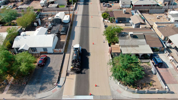 Pavement Technology Could Cool Cities From the Ground Up