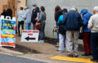 Voters in Some States Unable to Cast Early Ballots in Person