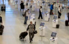 CDC Pleads with Americans to Not Travel for Thanksgiving