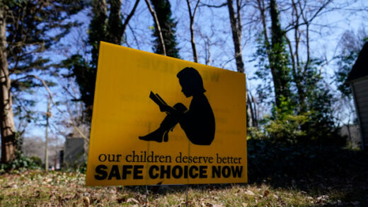 """our children deserve better safe choice now"""
