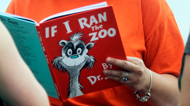 """""""If I Ran the Zoo,"""" By Dr. Seuss"""