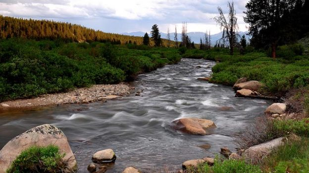 """""""Arkansas River"""" by Larry Lamsa licensed under CC BY 2.0"""