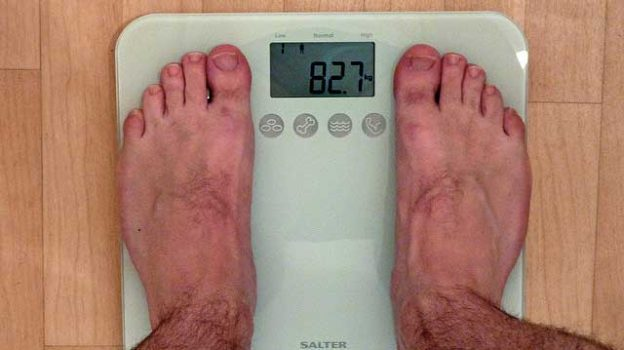 """""""Bathroom scale"""" by Magnus D licensed under CC BY 2.0"""