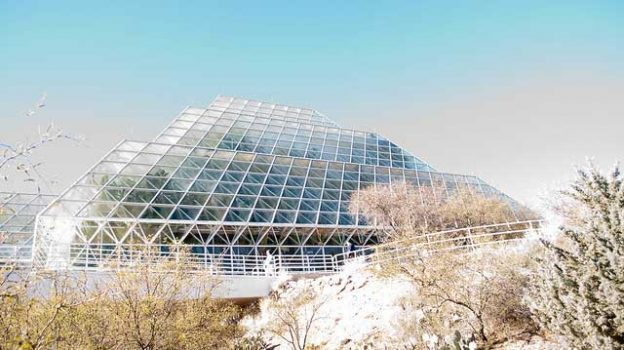"""Biosphere 2 III"" by Thomas licensed under CC BY 2.0"
