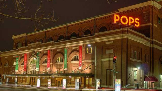 """""""Boston Symphony Hall - HDR - 2013-12-06"""" by Bill Damon licensed under CC BY 2.0"""