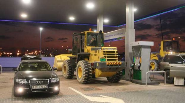 """""""gas-station"""" by Ryan Lackey licensed under CC BY 2.0"""