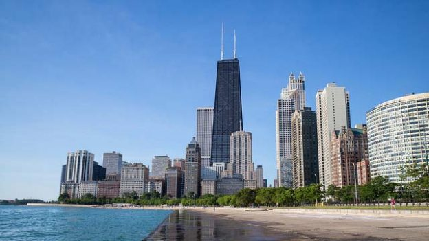 """""""Chicago"""" by Roman Boed licensed under CC BY 2.0"""