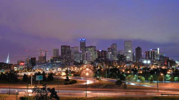 """Mile High City ~ Denver, Colorado - REDO"" by StoneWolfPhoto licensed under CC BY 2.0"