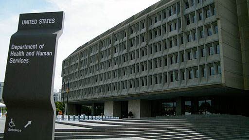 Department of Health & Human Services, Washington, D.C. By Sarah Stierch (Own work) CC BY 4.0, via Wikimedia Commons