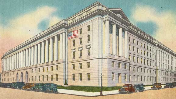 """""""Department of Labor Building, Washington, D. C."""" by Boston Public Library licensed under CC BY 2.0"""