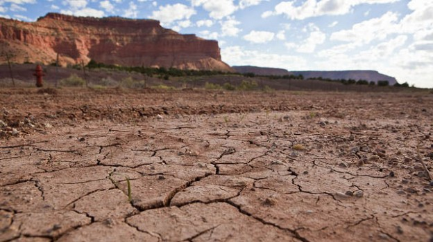 """Drought in Utah"" by Anthony Quintano licensed under CC BY 2.0"