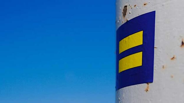 """Equality Now"" by Terry Johnston licensed under CC BY 2.0"