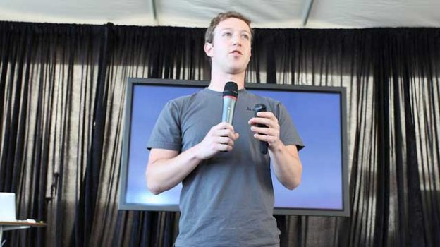 """""""Facebook Press Conference"""" by Robert Scoble licensed under CC BY 2.0"""