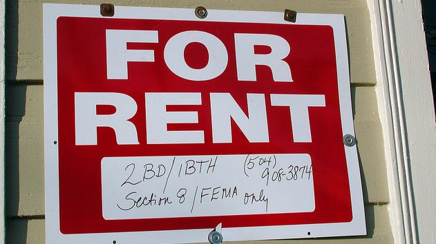 """""""For Rent"""" by Bart Everson licensed under CC BY 2.0"""