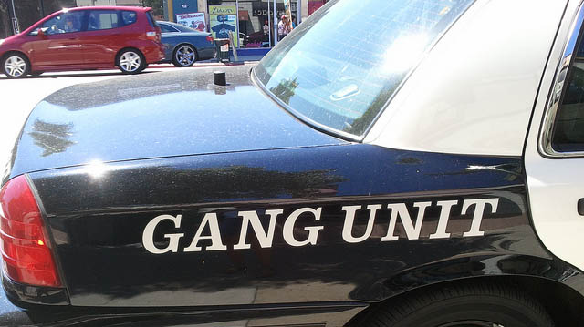 """""""Gang Unit"""" by 888bailbond licensed under CC BY 2.0"""