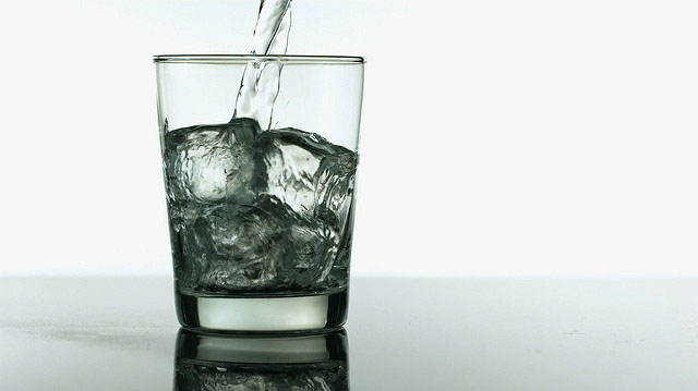 """""""Water Pouring Over Glass of Ice"""" by StockPhotosforFree.com licensed under CC BY 2.0"""