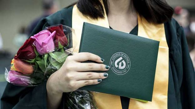 """""""College of DuPage Celebrates 50th Commencement 2017 167"""" by COD Newsroom licensed under CC BY 2.0"""