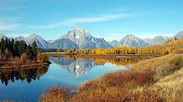 """""""Grand Teton National Park"""" by chascar licensed under CC BY 2.0"""