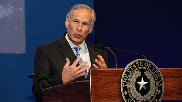 """""""Greg Abbott, Governor of Texas"""" by World Travel & Tourism Council licensed under CC BY 2.0"""