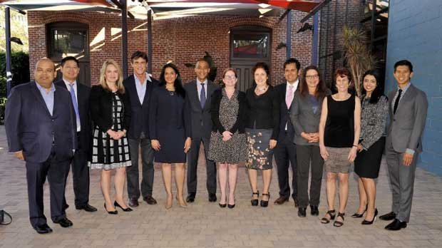 """Diverse Group of Lawyers"" Photo courtesy of California ChangeLawyers"