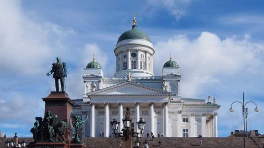 """""""Helsinki Cathedral Finland"""" by Wilson Hui licensed under CC BY 2.0"""