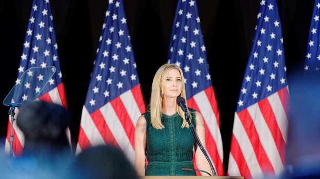 """""""Ivanka Trump"""" by Michael Vadon licensed under CC BY 2.0"""