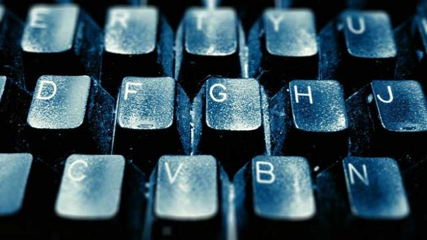 """""""Computer Keyboard"""" by Marcie Casas licensed under CC BY 2.0"""
