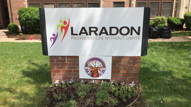 """Laradon Providing Life Without Limits"" Photo courtesy of Laradon"