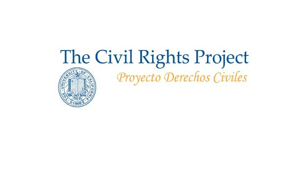 """The Civil Rights Project at UCLA Logo"" Photo courtesy of  The Civil Rights Project at UCLA"