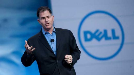 """""""Michael Dell"""" by Oracle PR licensed under CC BY 2.0"""