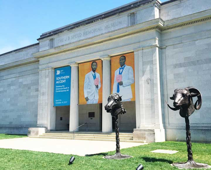 """Southern Accent at the Speed Art Museum"" Photo Courtesy of: Speed Art Museum"