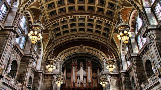 """""""Kelvingrove Art Gallery and Museum, Glasgow, Scotland"""" by O Palsson licensed under CC BY 2.0"""