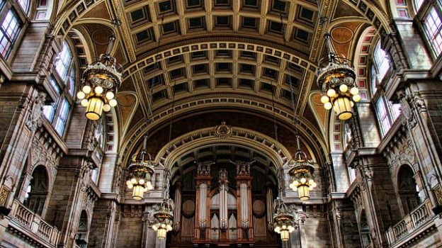 """Kelvingrove Art Gallery and Museum, Glasgow, Scotland"" by O Palsson licensed under CC BY 2.0"