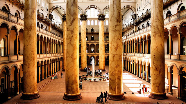 """""""National Building Museum"""" by Phil Roeder licensed under CC BY 2.0"""
