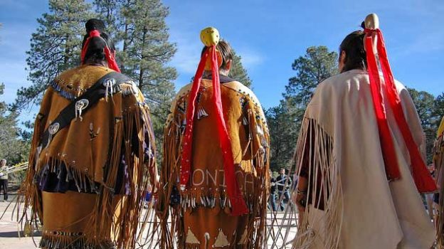 """Grand Canyon_Native American Heritage Day_0298"" by Grand Canyon National Park licensed under CC BY 2.0"