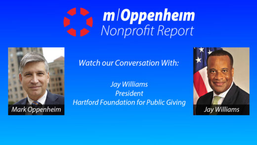 Poster promoting the nonprofit report show of 6/11/2020
