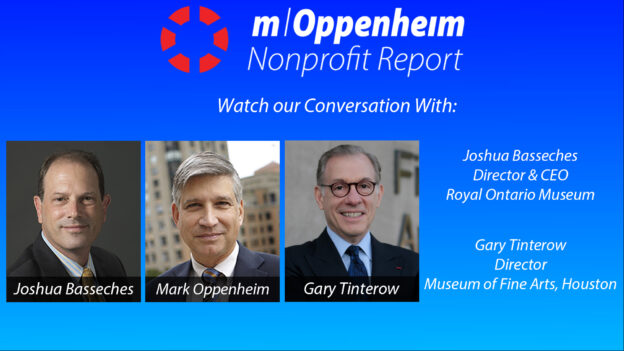 Poster promoting the nonprofit report show of 7/07/2020